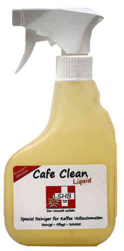 SHB Swiss Cafe Clean Liquid 330 ml Sprühflasche